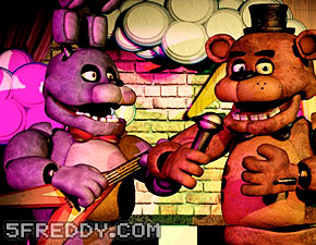 Music and Songs of Five Nights at Freddy's