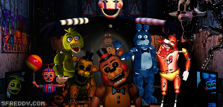 Five Nights at Freddy's Pictures