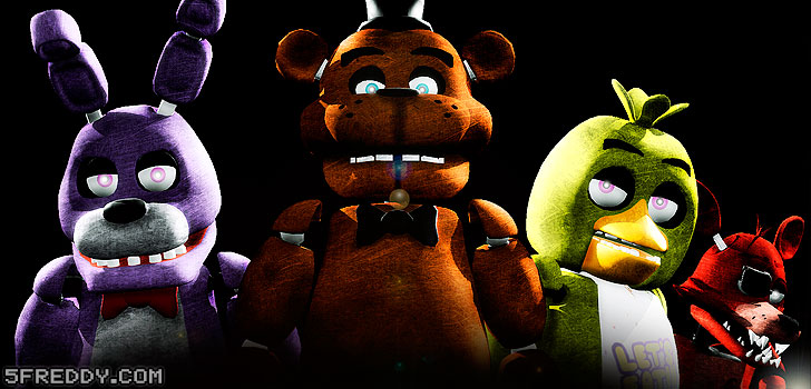 Five Nights at Freddy's Pictures  Images of Animatronics