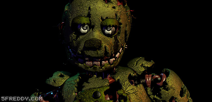 Springtrap Photo